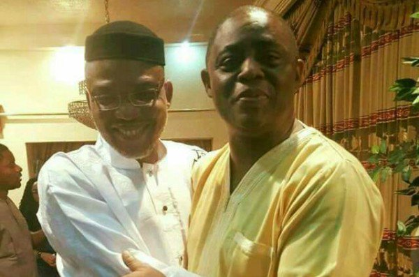 Photo of Tension As Femi Fani-Kayode Reveals Nnamdi Kanu Whereabouts