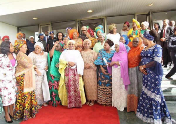 Photo of PHOTO NEWS: Aisha Buhari, wives of govs attend RMNCAH+N