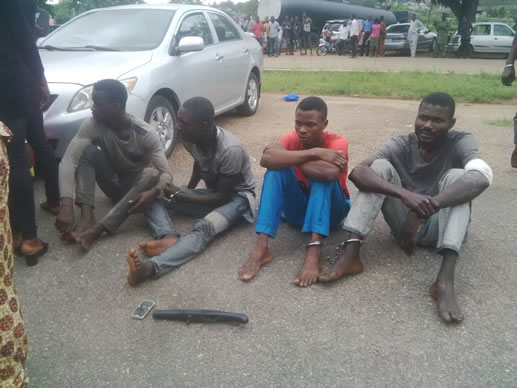 Photo of Kidnappers of Lebanese businessman nabbed in Ibadan