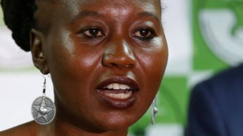Photo of Kenyan Election Official Flees To US