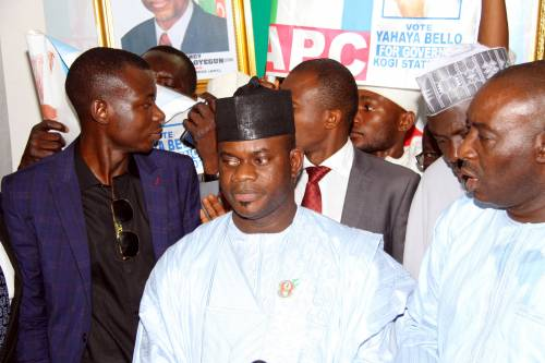 Photo of Governor Bello Planning To Kill Me, Alleges PDP Youth Coordinator, Austin Okai