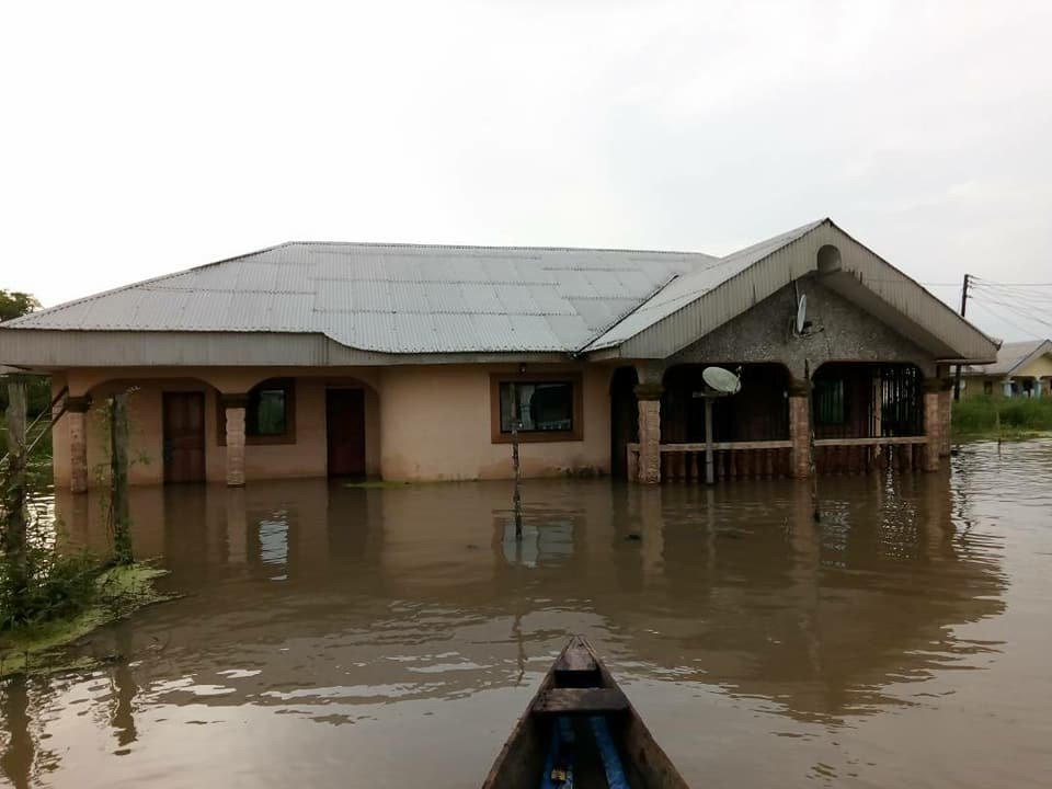 Photo of PHOTOS: Flood submerges 21 Delta communities