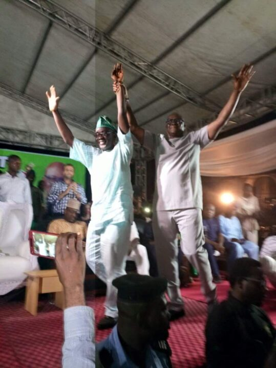 Photo of Ekiti 2018: Pick Your Own Candidate From Ikere – Fayose Challenge APC