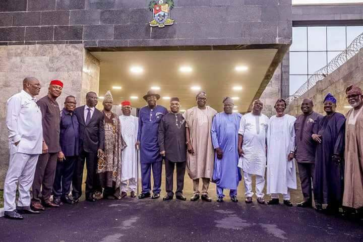 Photo of Sack Security Chiefs If They Can't Stop Killings – Governors Tells Buhari