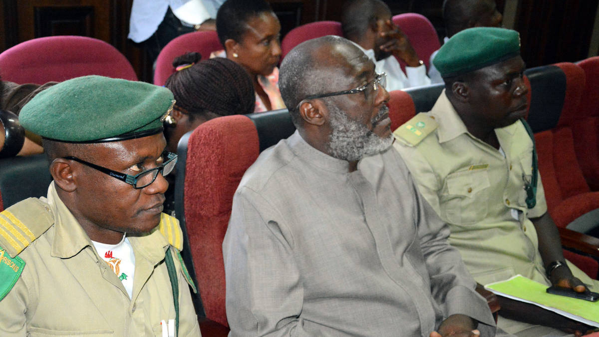 Photo of Court postpones decision on appearance of Dasuki, Jonathan as Metuh's witnesses