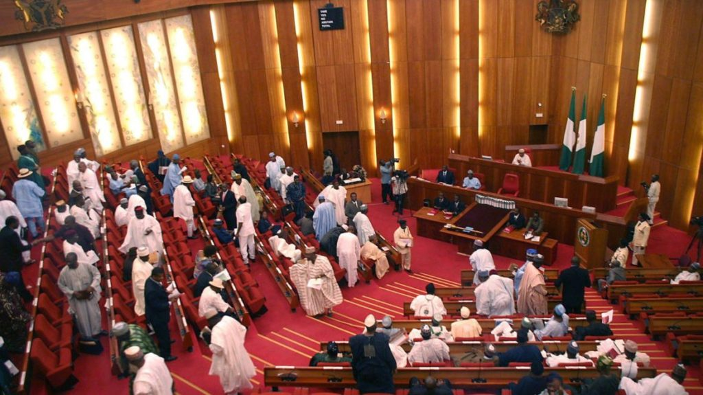 Photo of Senate Backs Call For Police SARS Scrapping