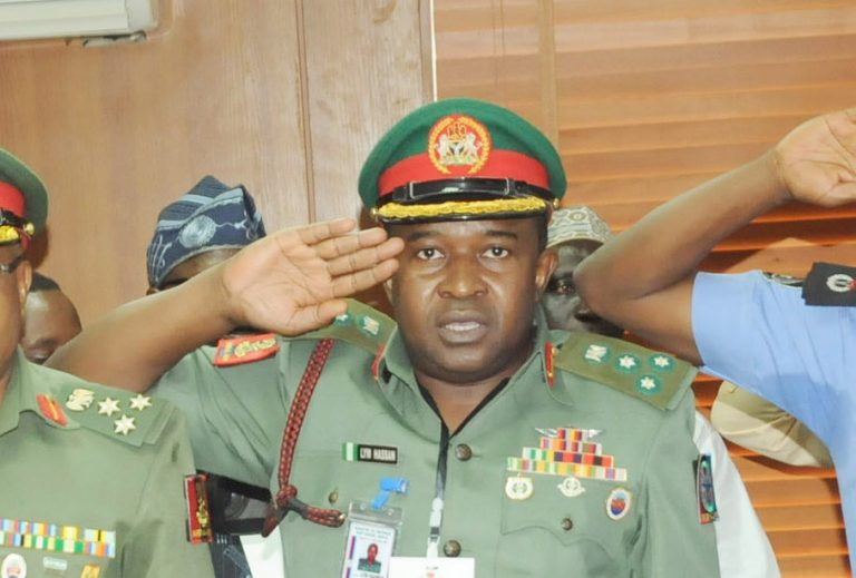 Photo of General detained as another scandal rocks Buhari's government