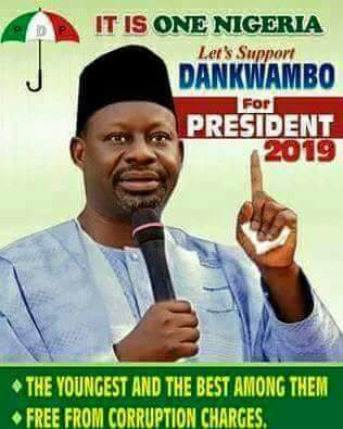 Photo of 2019 Election: Gombe State Governor, Dankwambo joins Presidential race