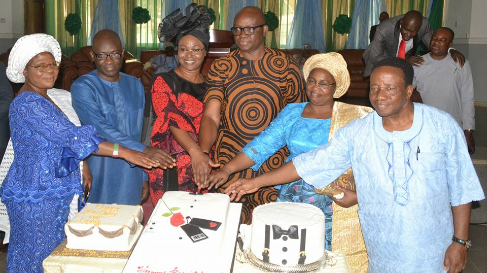 Photo of I Wish Buhari Greeted Me On My Birthday – Fayose