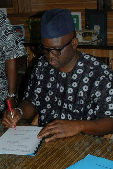 Photo of Fayose Gives Herdsmen In Ekiti Three Months To Register