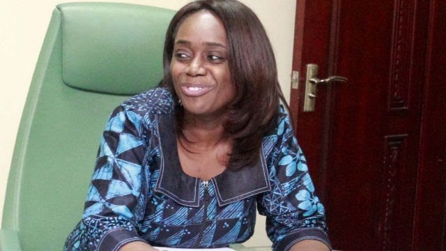 Photo of Adeosun: We've records of those with forged tax certificate