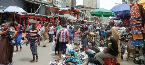 Photo of Robbers Storm Lagos Market, Cart Away Valuables