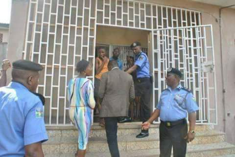 Photo of NNPC staff arrested for locking house help indoor while on travel