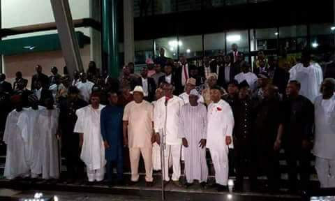 Photo of PDP Chairmanship: Aspirants agree to accept outcome of National Convention