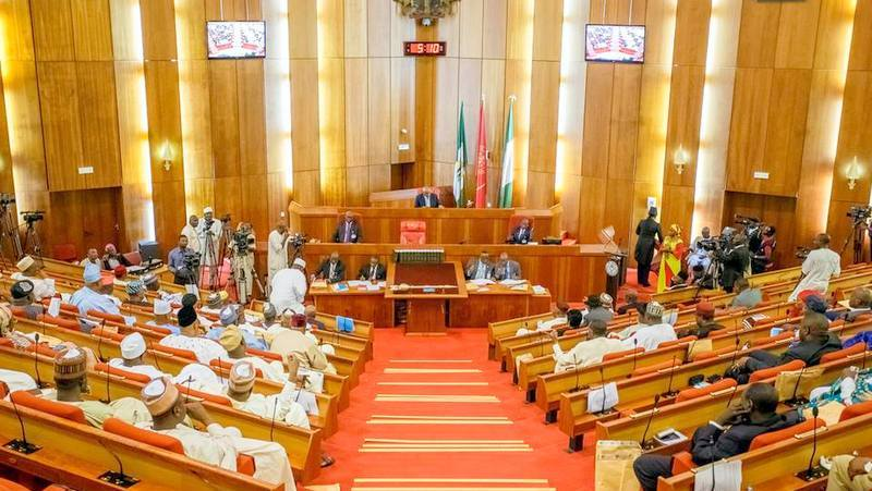 Photo of Senate Rejects Buhari's Nominee For REC Over Citizenship