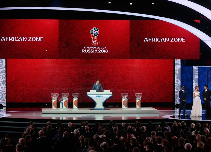 Photo of 2018 World Cup: Final Draw holds on Dec. 1, 2017, in Moscow