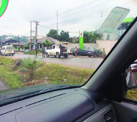Photo of Armed robbers attack bullion van in Delta, cart away millions