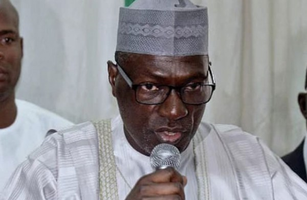 Photo of PDP dissolves Makarfi-led caretaker committee