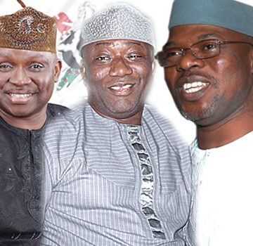 Photo of Ekiti 2018: A rematch of old foes; will Fayose boast successfully again?