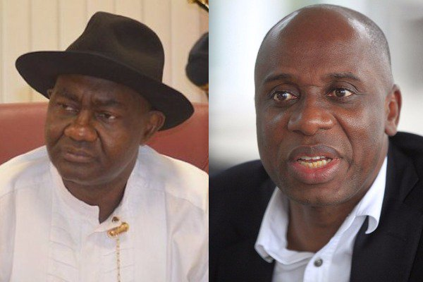 Photo of Minister Now Bigger Than APC -Abe Attacks Amaechi