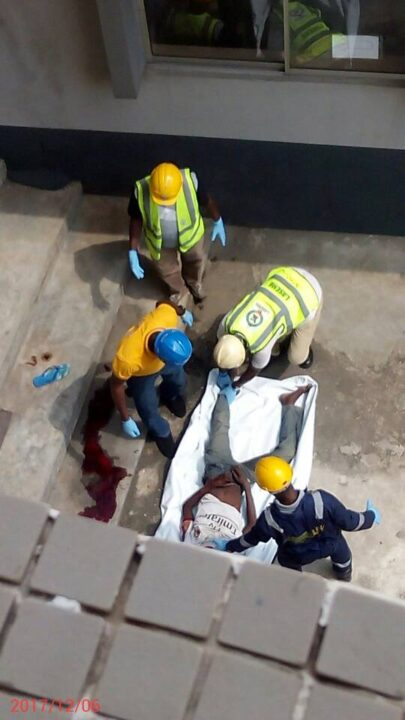 Photo of Man Dies As Jumps From Lagos Magistrate Court 3rd Floor