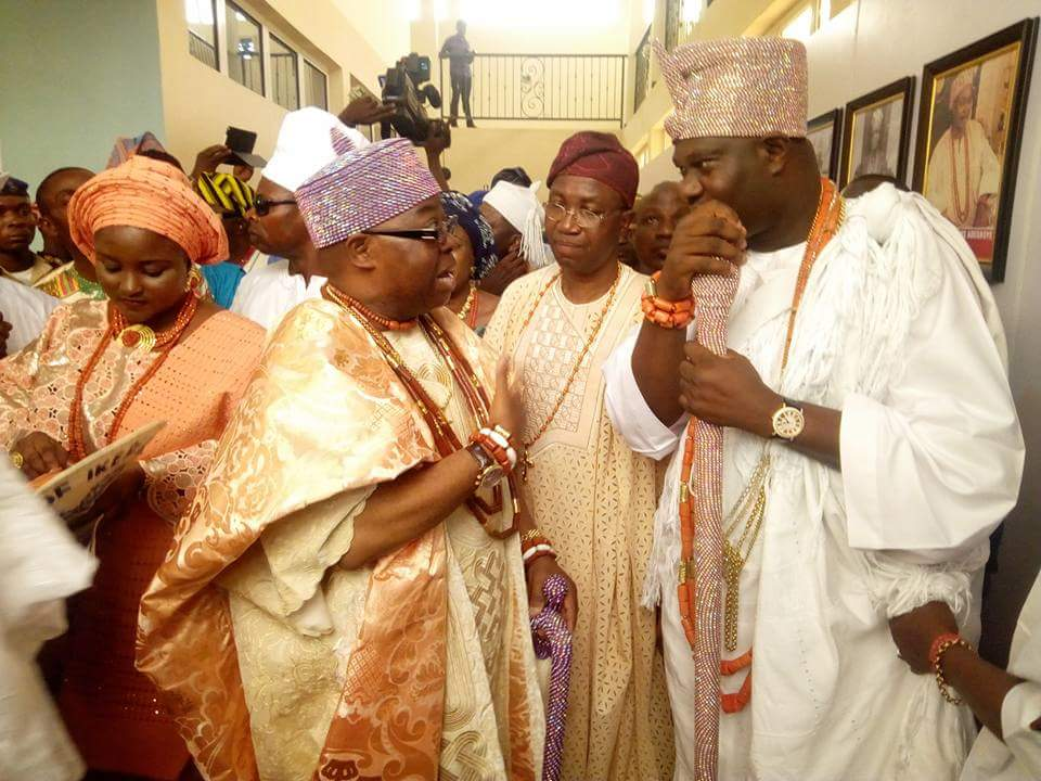 Photo of PHOTO NEWS: Ooni of Ife commissions an ultra modern museum in Ikere Ekiti