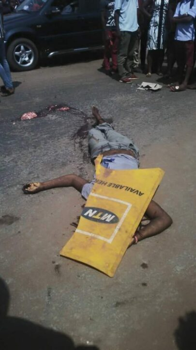 Photo of Tipper Crushes Polytechnic Final Year Student To Death