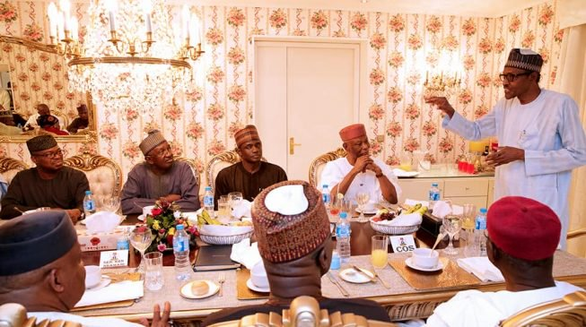 Photo of I am not in a hurry to take decisions – Buhari