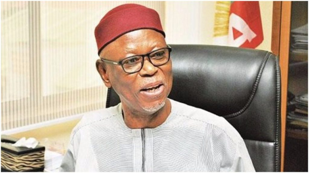 Photo of We need leader like Obasanjo in Nigeria – Ex-APC Chair, Oyegun