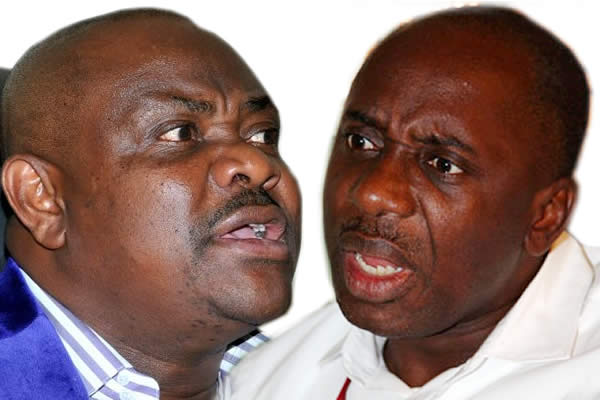 Photo of Stop blame game, protect Rivers State or resign – Amaechi‎ tells Wike