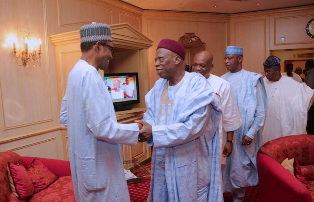Photo of I went into coma when Jonathan called in 2015 – Buhari