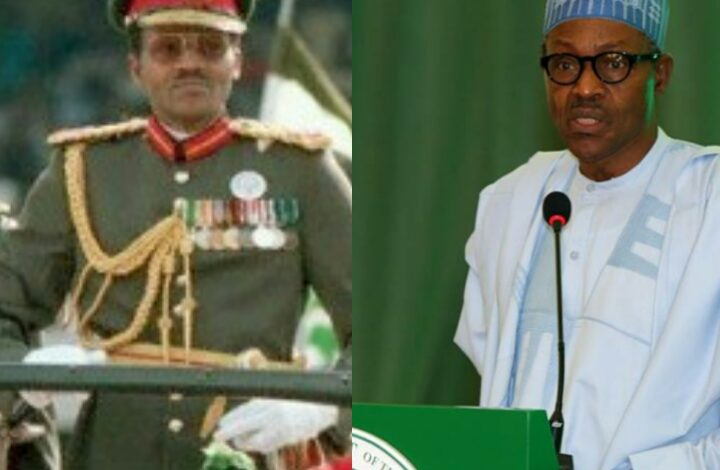 Photo of I was reckless in military uniform – Buhari