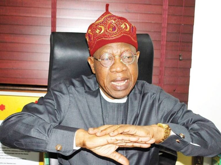 Photo of I Won't Run For Any Political Office In 2019 Elections ― Lai Mohammed