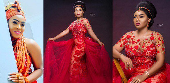 Photo of Nigerians slam Mercy Aigbe over controversial birthday outfit