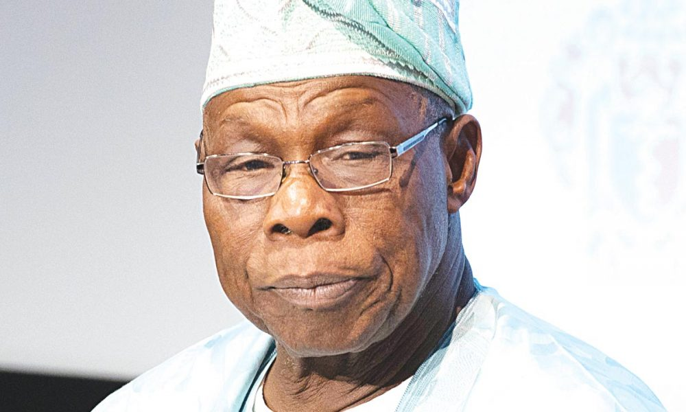 "Photo of Obasanjo Warns Buhari Not To Contest In 2019: ""Not Capable Of Ruling Nigeria"""