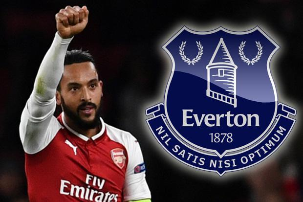 Photo of Everton Completes The Signing Of Theo Walcott From Arsenal