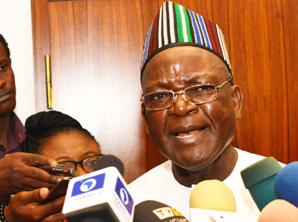 Photo of Cabal In Aso Rock After Me – Ortom Cries Out
