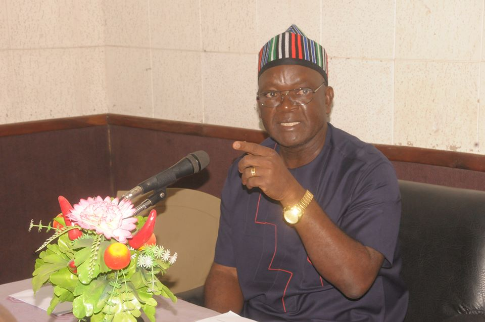 Photo of Defend yourselves against killer herdsmen – Ortom tells Benue people