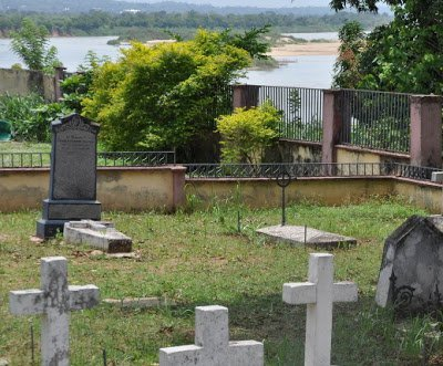 Photo of 4 men docked over alleged removal of human parts from grave