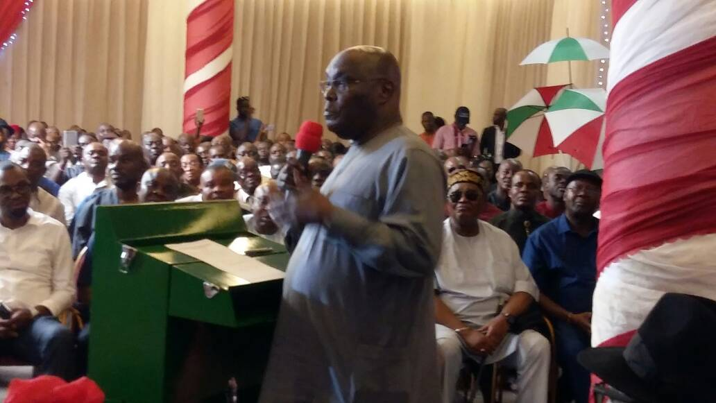Photo of 2019 Election: Atiku joins presidential race
