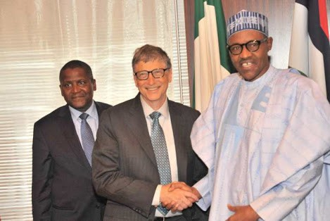 Photo of Buhari's Economic Plan Doesn't Reflect Needs Of Nigerians – Bill Gates