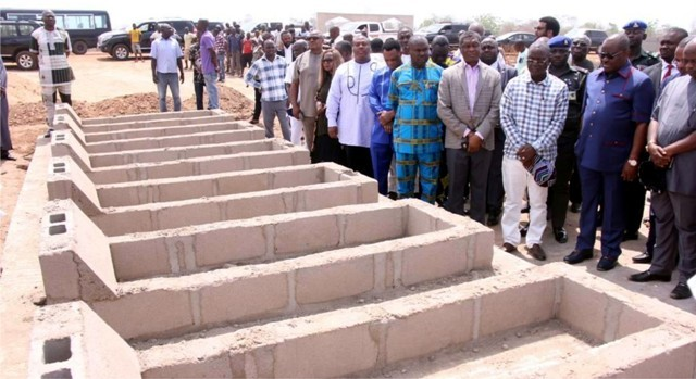 Photo of Buhari in Benue to commission ultra modern cemetery – PDP Youth