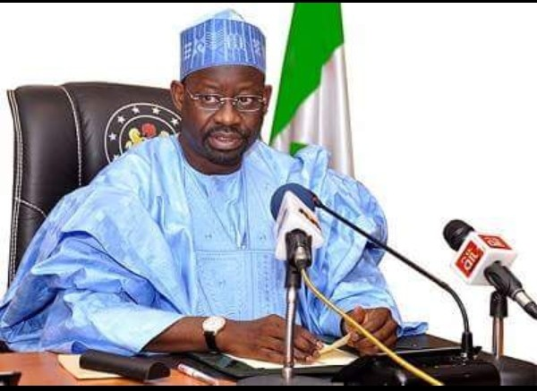Photo of Dankwambo Mocks President Buhari