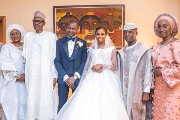 Photo of Osinbajo Barred Journalists From Taking Photos At The Wedding Of His Daughter