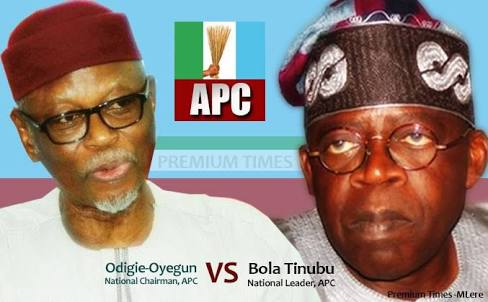 Photo of APC Crisis: Oyegun Digs Fresh Joker For Tinubu