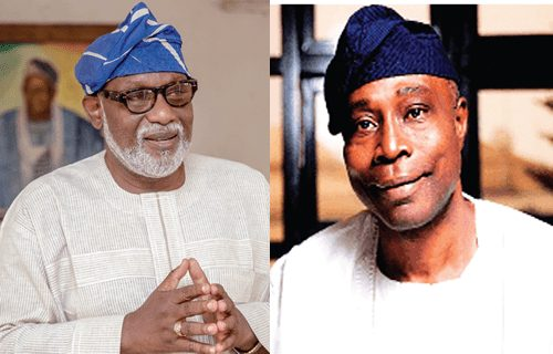 Photo of Ondo Guber Tussle: Supreme Court Struck Out Abraham's Suit Against Akeredolu
