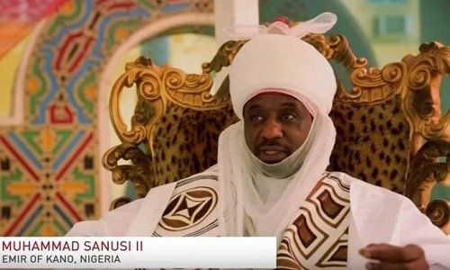 Photo of Ganduje Is Kano's Worst Curse – Emir of Kano's Daughter