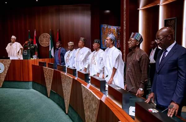 Photo of We were not voted into power to pay salaries -Nigerian Governors