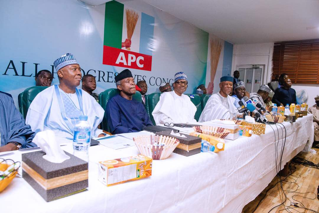 Photo of Why I Am Running For Second Term — Buhari