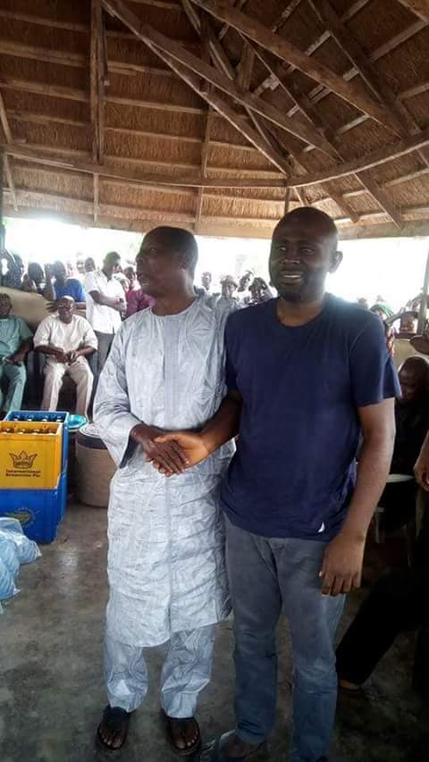 Photo of Rep Member Dumps APC For PDP In Benue